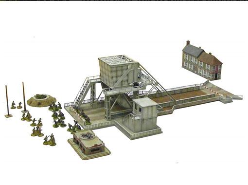 Componentes de Pegasus Bridge