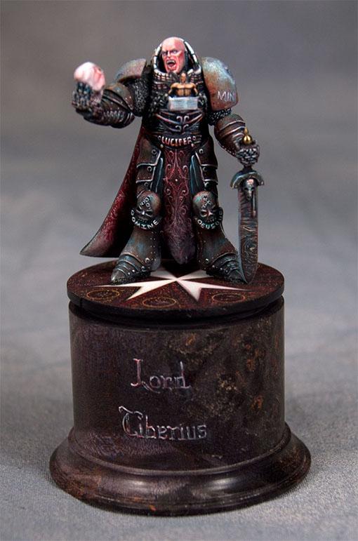 Lord Tiberius de Kabuki Models