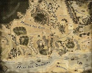 mapa aventuras marca