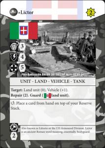 WWII carta exclusiva