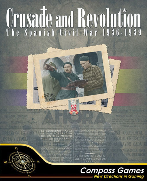 Portada de Crusade and revolution
