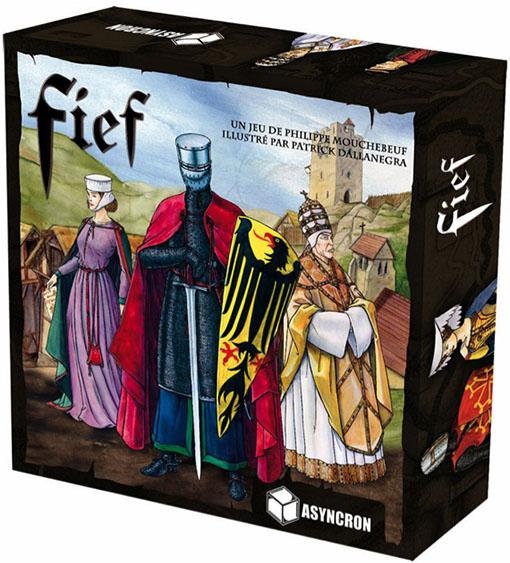 Edición francesa de fief