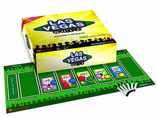 Componentes de Las Vegas Quiz