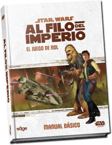 Star Wars: Al Filo del Imperio portada