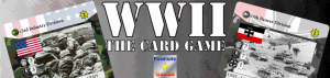 logo de WWII, The Card Game