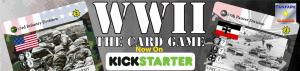 WWII-Banner Kickstarter