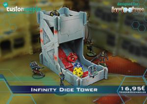 Customeeple Torre de dados