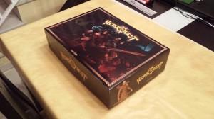 heroquest 25 aniversario foto caja