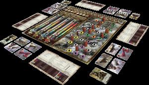 foto tablero de juego planet steam