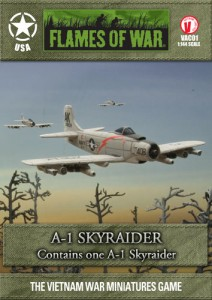 foto caja a-1 skyraider