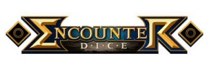 foto logo encounter dice