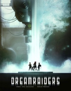 Dreamraiders, portada Nosolorol