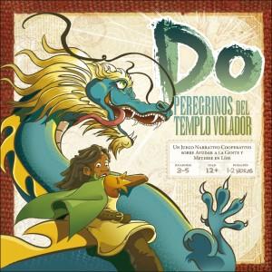 Do: Peregrinos del Templo Volador, portada Nosolorol