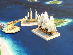 Foto partida Sails of Glory
