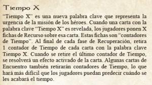 foto tiempo X la voz de Isengard