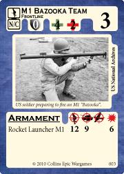 US Bazooka-Team