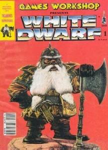 foto White Dwarf, portada nº1