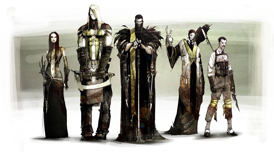 the mortician´s Guild foto