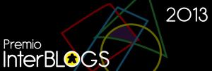 foto logo premio interblogs 2013