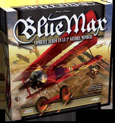 Portada de la nueva versión de blue max