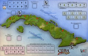 mapa cuba