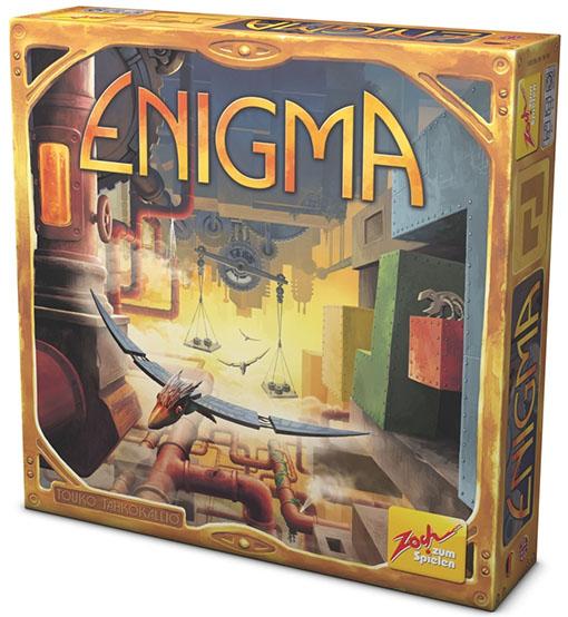 Caja de enigma