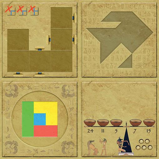 Tipos de Puzles de enigma