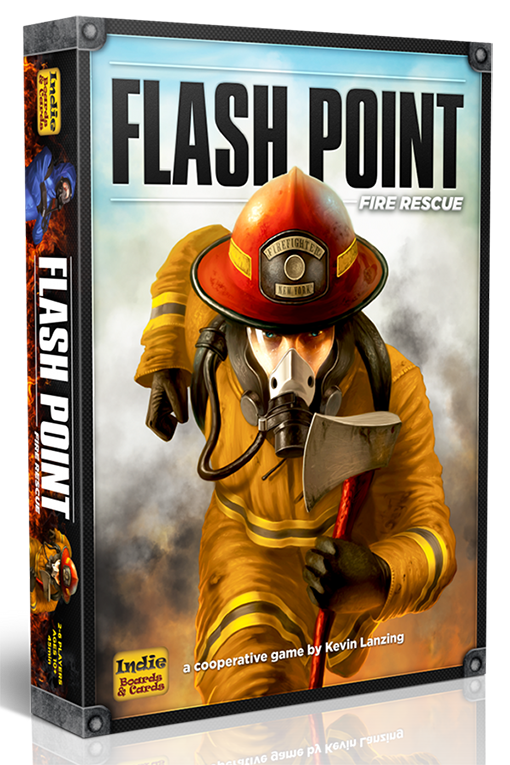 Portada de Flash Point