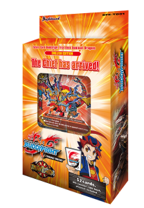 Future Card Buddyfight, Mazo Dominant Dragons foto