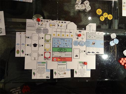 Prototipo del juego La Granja