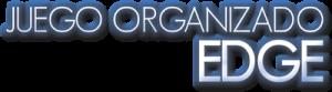 logo juego organizado edge