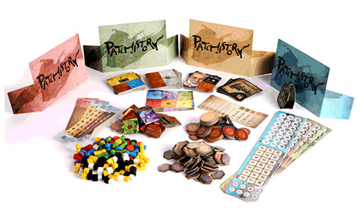 Componentes de Patchistory