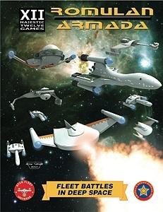 Romulan Armada, cover2