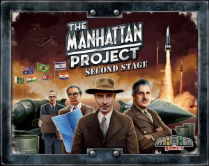 foto The Manhattan Project Second Stage