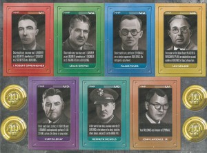 foto The Manhattan Project Second Stage, Personalidades.