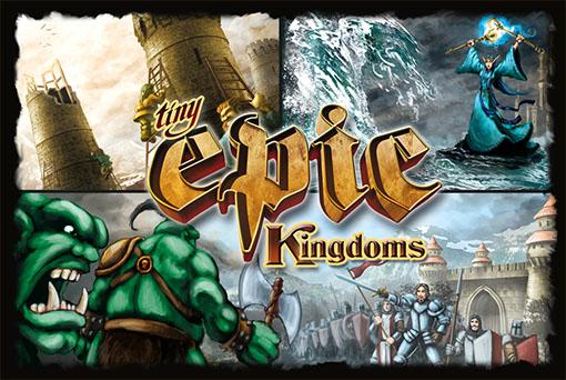 Tiny Epic kingdoms, La grandeza de ser pequeño