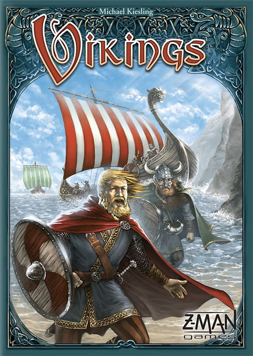 Portada de Vikings