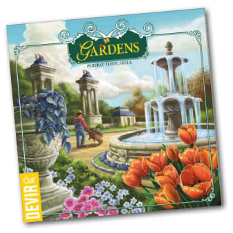 Portada de Gardens