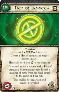 carta hex of amnesia