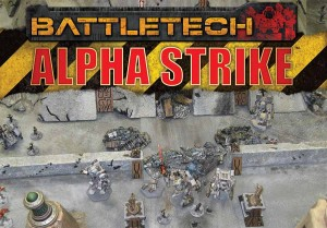 Alpha StrikeDiorama