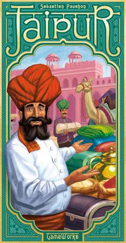 Jaipur, ¿Quién es el mejor mercader?