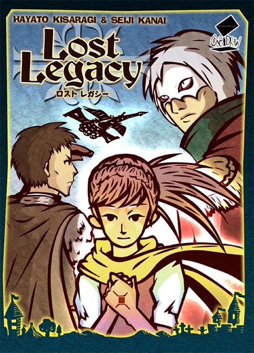 Caja de Lost Legacy