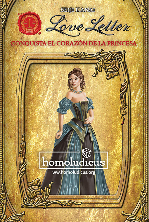 Portada española de Love Letter