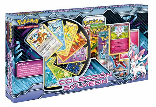 Caja de Colección de Pokémon XY