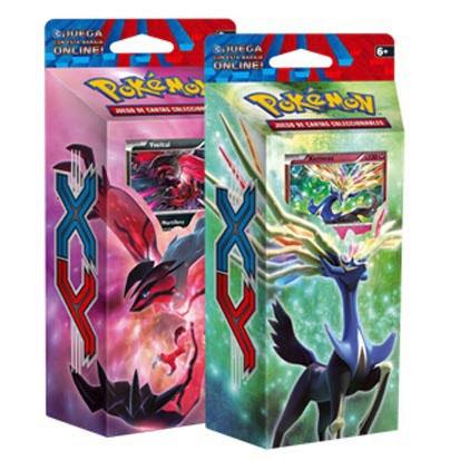 Barajas de Pokémon XY