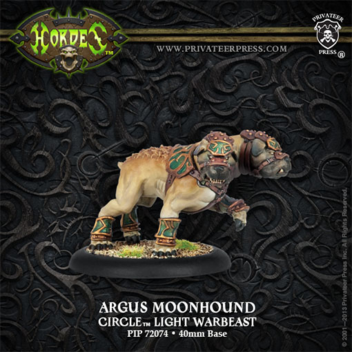 Argus Moonhound de Privateer Press