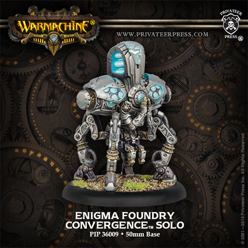 Enigma Foundry de Privateer Press