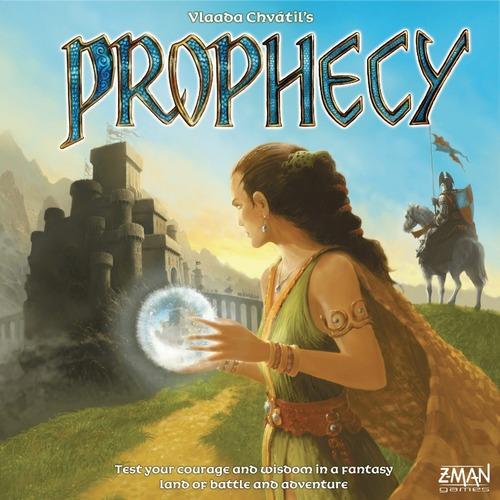 portada de Prophecy
