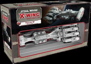 X-Wing, Tantive IV foto