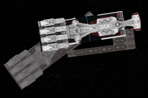 X-Wing, Tantive IV, movimiento